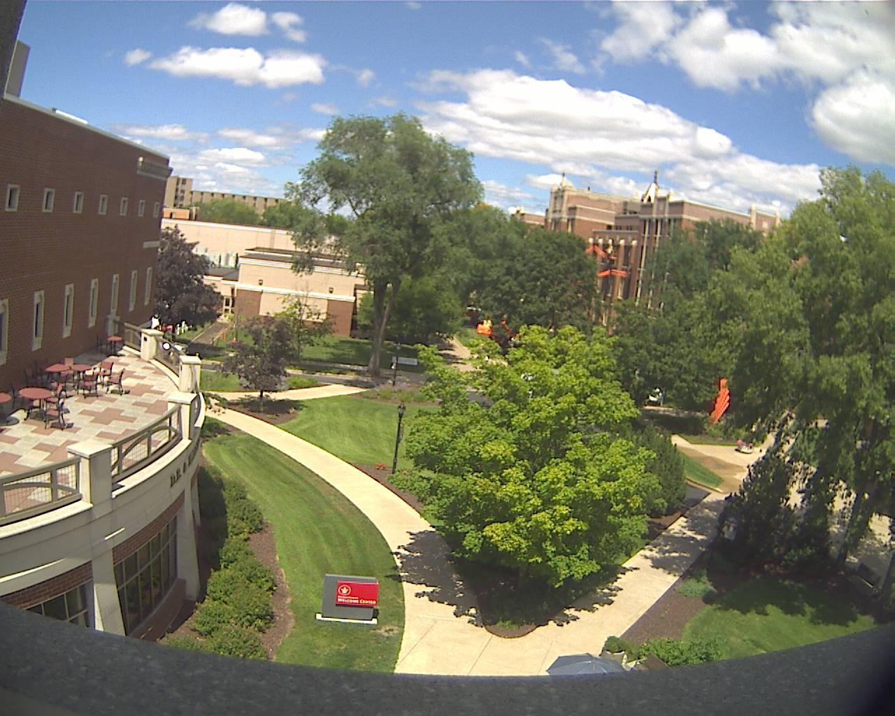 Webcam in Madison